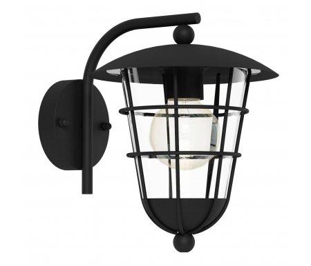 Уличный настенный светильник Eglo Pulfero 94841Настенные светильники<br><br>