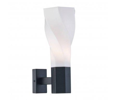 Уличный настенный светильник Maytoni Orchard Road S106-24-01-BНастенные светильники<br><br>