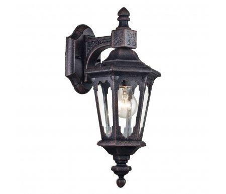 Уличный настенный светильник Maytoni Oxford S101-42-01-BНастенные светильники<br><br>