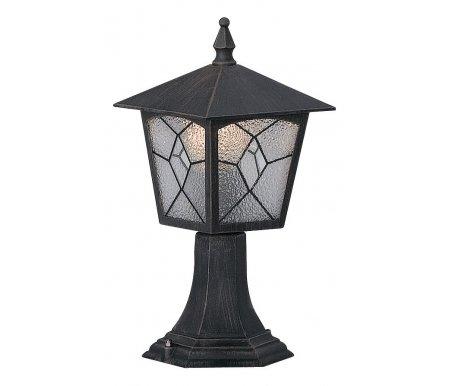 Наземный низкий светильник Atlanta 3127Наземные столбики<br>стиль Тиффани<br>