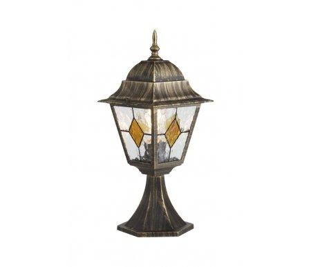Наземный низкий светильник Jason 43884/86Наземные столбики<br>стиль Тиффани<br>