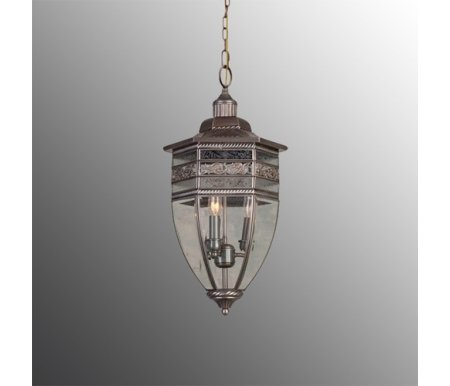 Уличный подвесной светильник Chiaro Chiaro Корсо 801010403 фото