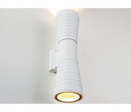 Уличный настенный светильник ELEKTROSTANDARD TUBE 4690389138614 TUBE 4690389138614